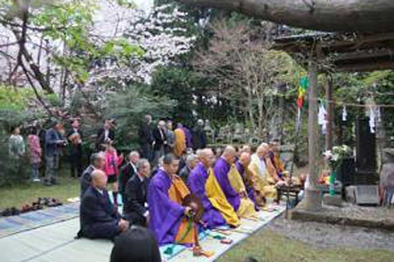 Yearly Festival of Saimyou Temple