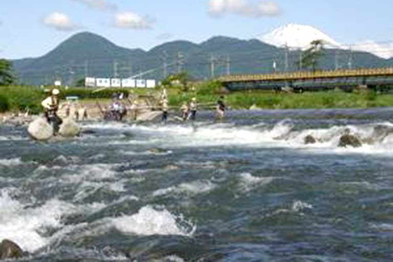 the Opening of the Ayu Fishing Seasons